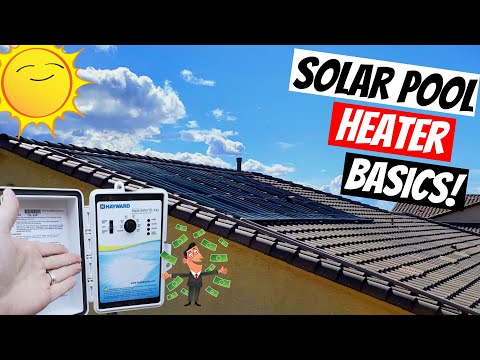 Solar Pool Heaters 2021 – Turning On Solar Pool Heaters