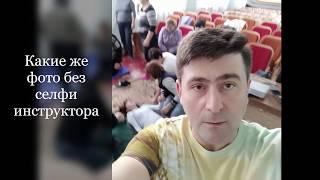 Обучение социальных работников Калмыкии