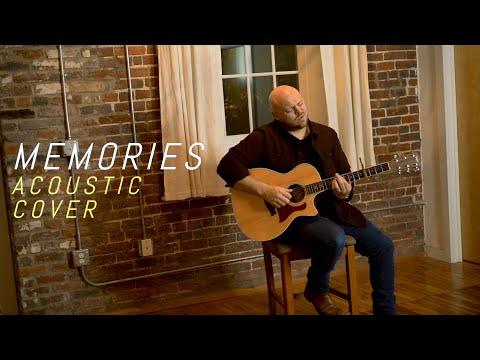Maroon 5   Memories Acoustic Cover By Bobby Brinker