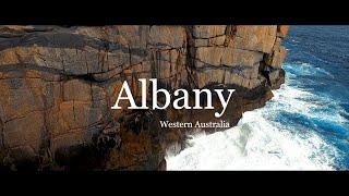 WA road trip -  Albany