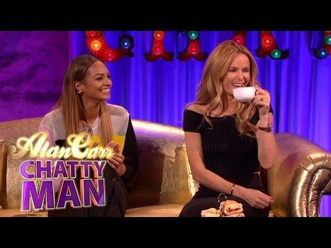 Amanda Holden & Alesha Dixon - Full Interview on Alan Carr: Chatty Man
