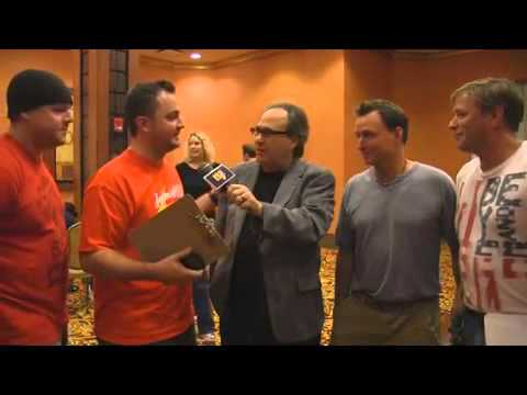 Two 103.7 WMGM Rocks listeners moved to front of line at Amazing Race Auditions