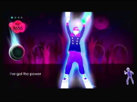 The Power Just Dance 2