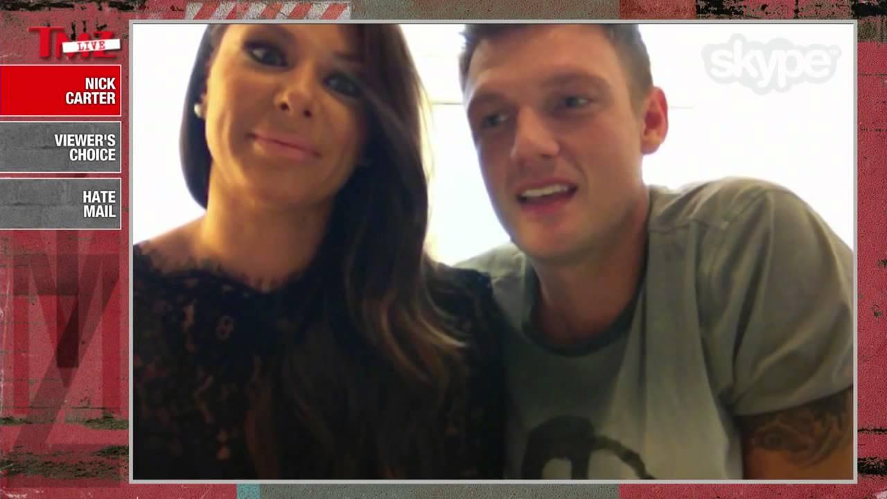 Michelle Carter Trial >> Nick & Lauren Kitt Carter en TMZ - 10 Setiembre 2014 - YouTube