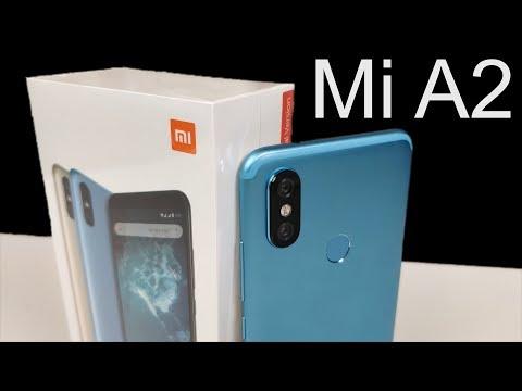 Xiaomi Mi A2, Обзор и мнение.