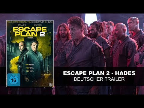 Escape Plan 2 - Hades (Deutscher Trailer) | Sylvester Stallone, Dave Baustia| HD | KSM