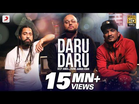 DARU DARU – OFFICIAL VIDEO | DEEP JANDU FEAT DIVINE & GANGIS KHAN