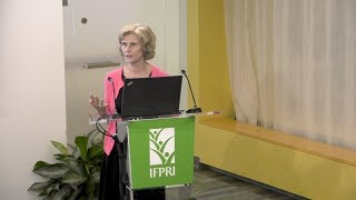 Marie Ruel, Director of Poverty, Health, and Nutrition Division, IFPRI