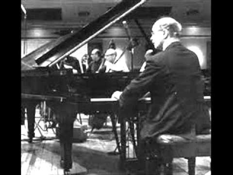 Rudolf Serkin plays Brahms Concerto No. 1 in D minor Op. 15 (1946)