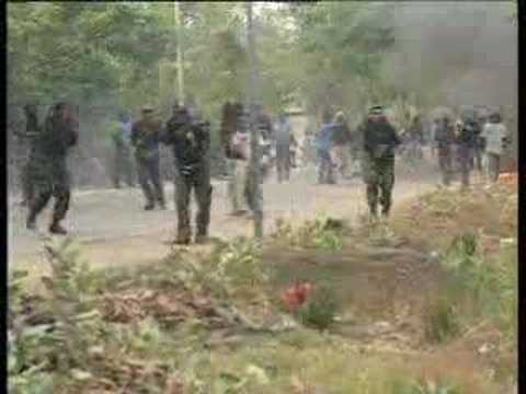 1999 War in East Timor