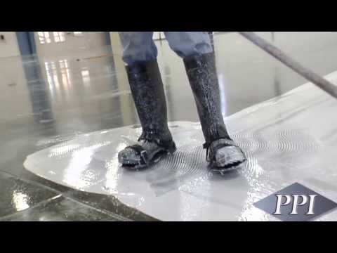 PPI Epoxy Coatings Aviation Epoxy Urethane Floor Contractor installation