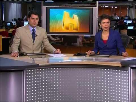 Jornal Hoje (Versão Rede Fuso) - Abertura e Encerramento - 06/02 ...