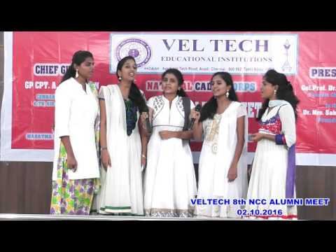 veltech multitech 25th alumni meet