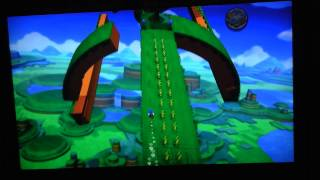 GERR Review 24 Sonic Lost World for the Nintendo Wii U