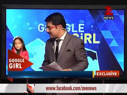 Prodigies >> Google boy meets Google girl: Kautilya and Meghali together! - YouTube