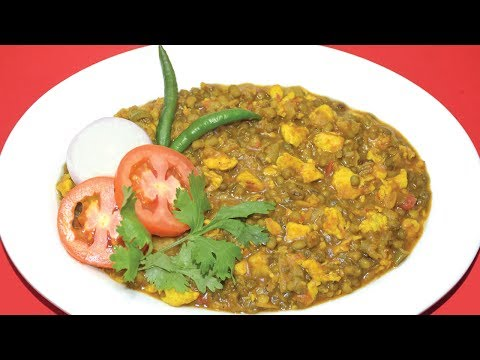 Egg Tadka - Bengali Dhaba Style Egg Tarka dal Recipe