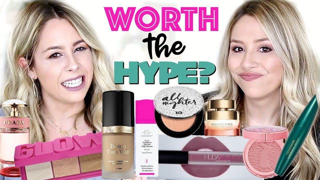 PRODUCTS WORTH THE HYPE? 🤷🏼♀️🙊