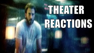 Captain Marvel Post Credit Scene Audience Reaction