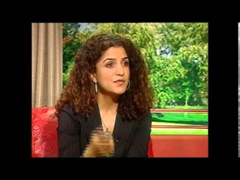 Alia Almoayed's interview in Doordarshan