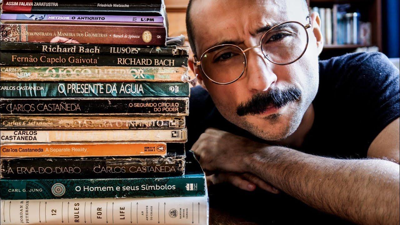 10 Autores, Filósofos e Psicólogos, que influenciaram meu pensamento | livros, filosofia, psicologia