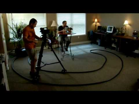 Kessler K Flex Dolly Track Amp K Pod Demo Youtube