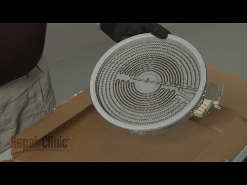 Surface Element (3000W) – Kitchenaid Electric Downdraft Cooktop Repair