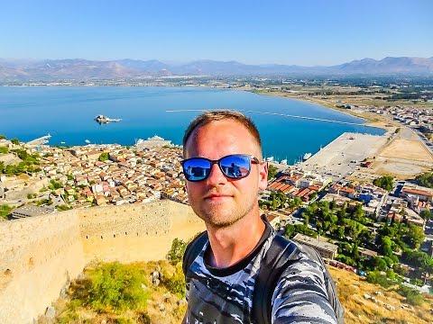 TRAVEL VLOG 2016 | DAYS 3/4 YDRA & NAFPLIO, GREECE