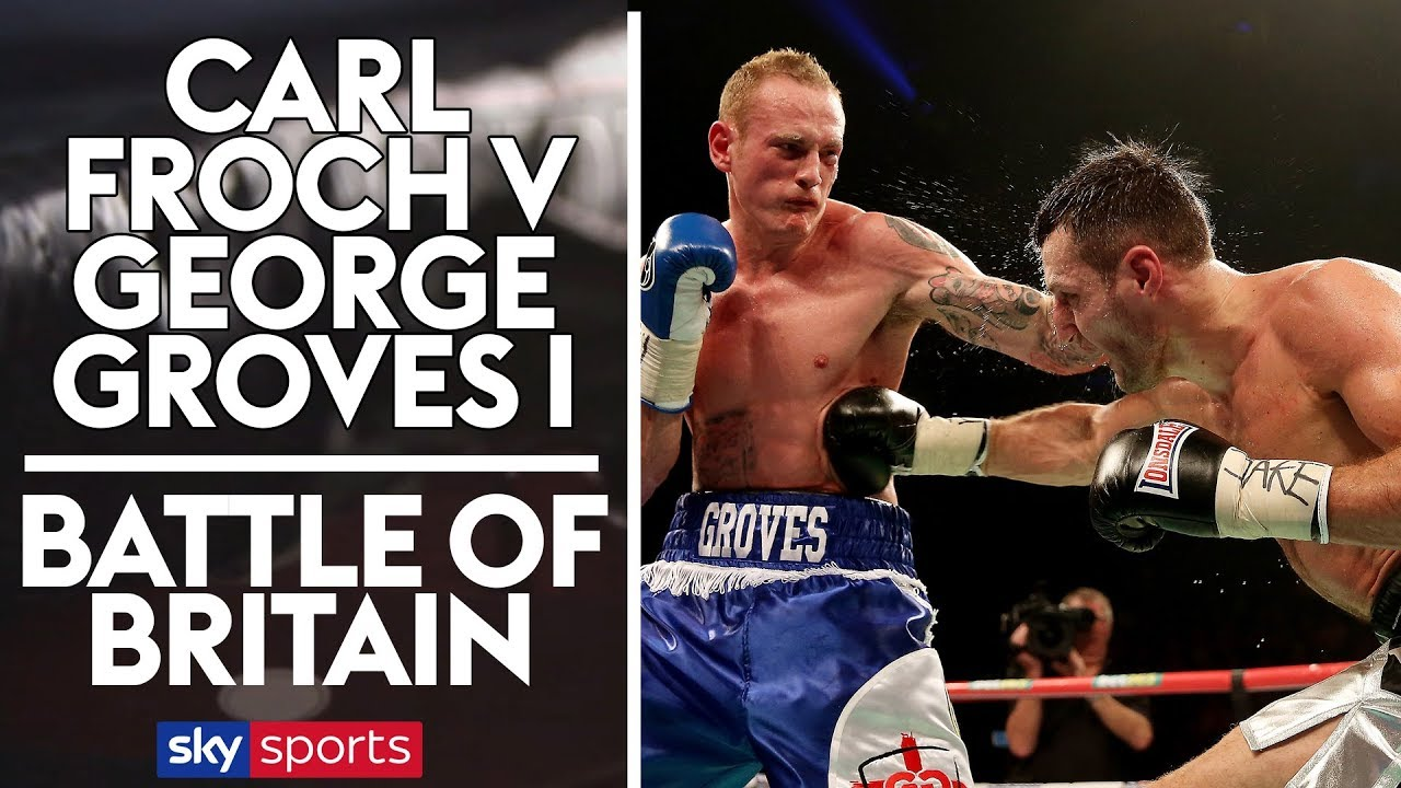 Download Carl Froch v George Groves   Extended Highlights   23rd November 2013
