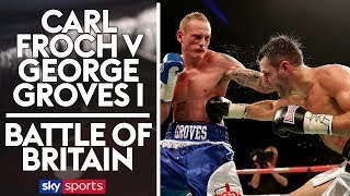 Carl Froch v George Groves | Extended Highlights | 23rd November 2013