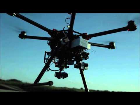 UAV Inspection Services for Oil and Gas Petrochemical and Utility industries