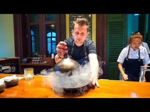 Turkish Food Fine Dining - AMAZING DRY AGED QUAIL! | Chef Fatih Tutak in Bangkok, Thailand!