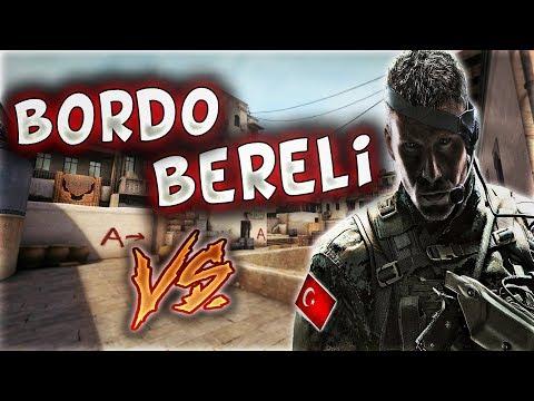 BORDO BERELİ GİBİ VS ATTIK OPERASYON !!! (CS:GO)