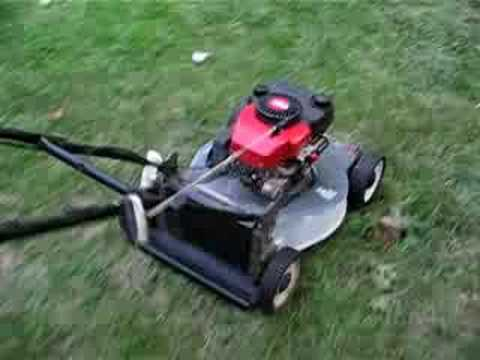getting the craftsman eager 1 lawn mower running part 2 youtube rh youtube com sears craftsman lawn mower eager 1 manual Eager 1 Tecumseh Linkage