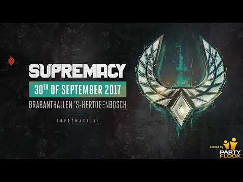Supremacy 2017 Mix