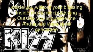 KISS - Within with lyrics