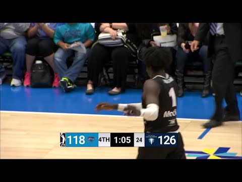 Texas Legends with 20 3 pointers  vs. Oklahoma City Blue