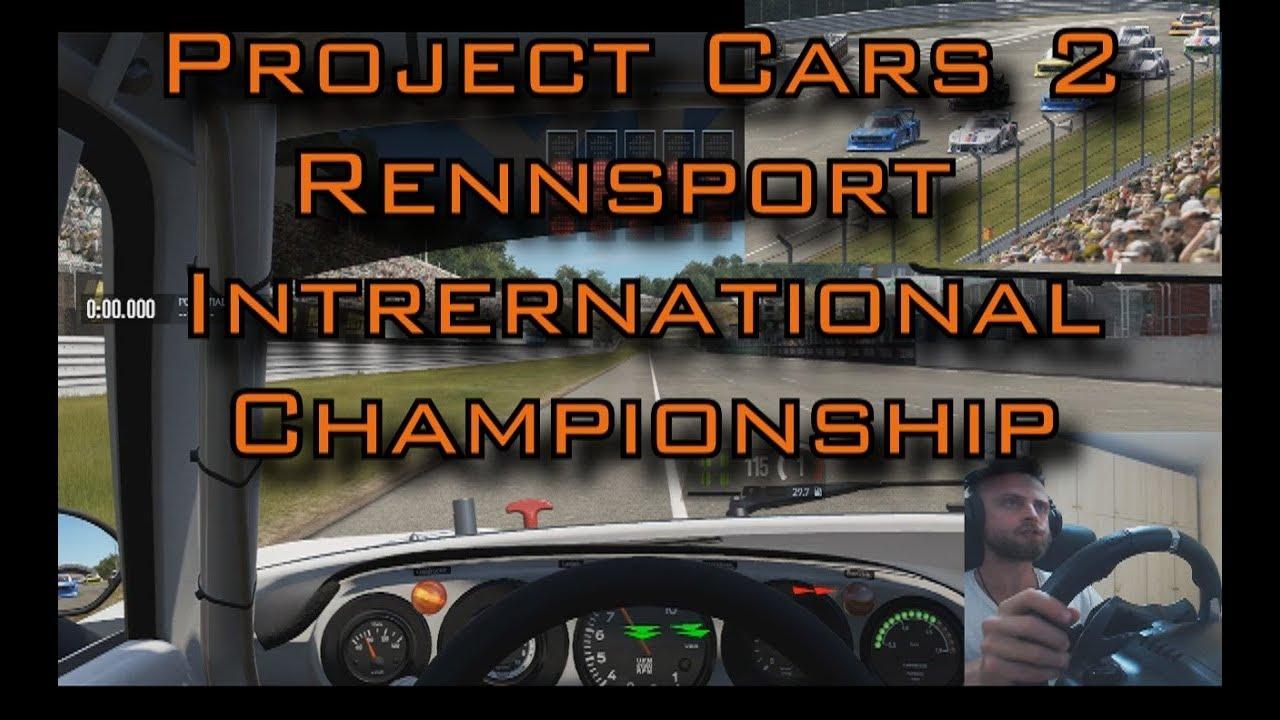 Project Cars 2 (Logitech G920) - Rennsport International
