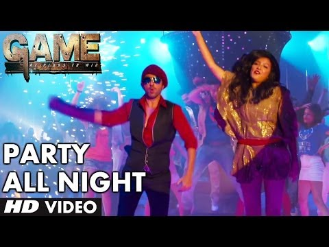 Party All Night Video Song - Benny Dayal, Neeti Mohan - Game Bengali Movie 2014