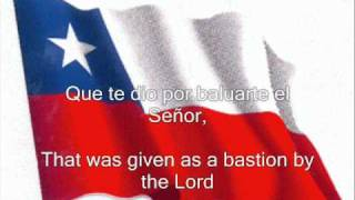 Himno Nacional de Chile - Chile National Anthem (ES/EN)
