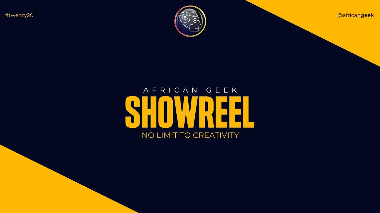 African Geek Show Reel