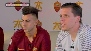 FIFA 17 Challenge: Team Szczesny v Team El Shaarawy