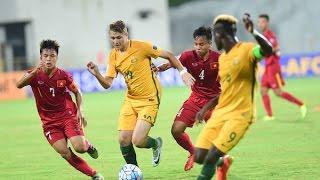 Download Video Vietnam vs Australia (AFC U-16 Championship 2016: Group Stage) MP3 3GP MP4