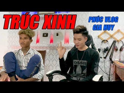 TRÚC XINH - MINH VƯƠNG Ft VIỆT | GIA HUY X PHÚC VLOG | Cover