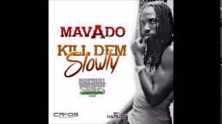 Mavado - Badmind Ah Go Kill Dem Slowly | January 2015