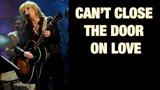 Watch Lucinda Williams Cant Close The Door On Love video