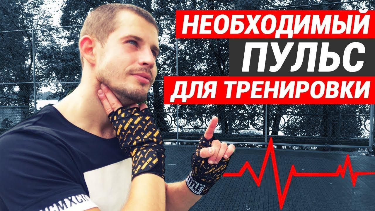 Пульс во время тренировки – на каком пульсе тренироваться бойцу