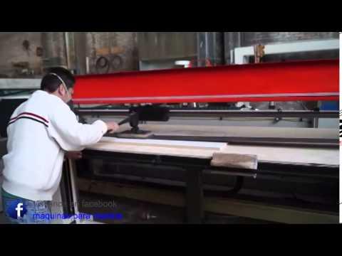 Lijadora de banda superficies para tableros arordi - Lijadora para madera ...
