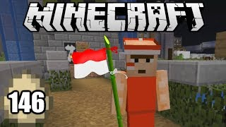 Download Video Minecraft Survival Indonesia - Gotong-Royong di Hari Kemerdekaan! (146) MP3 3GP MP4