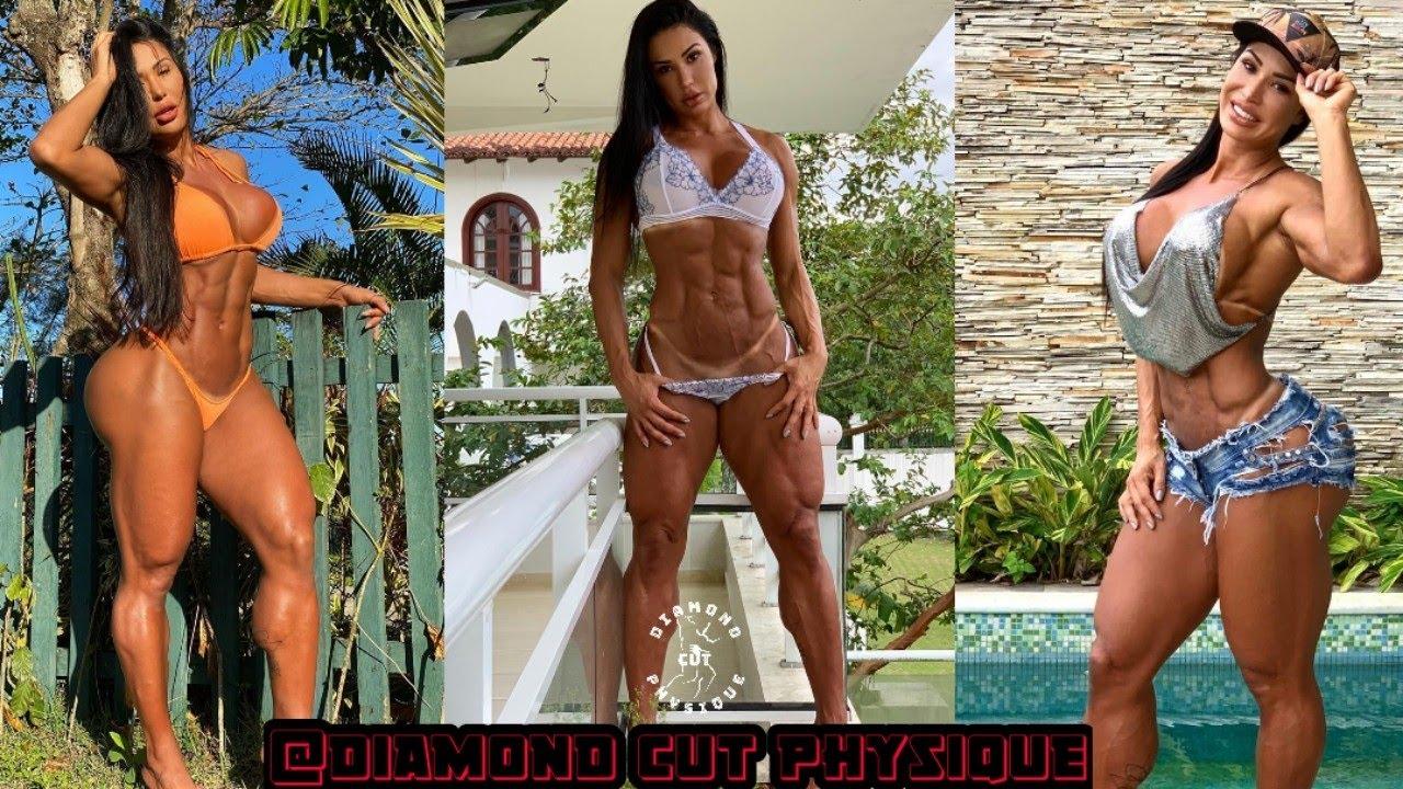 Download Gracyanne Barbosa AKA Graoficial Brazilian Fitness Model & Carnaval Dancer Workout