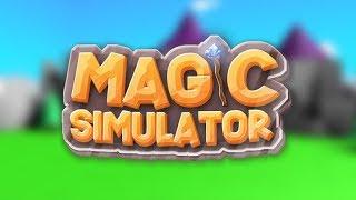 magic simulator oynadık para kastık/ROBLOX Magic Simulator/Amacsız Polat